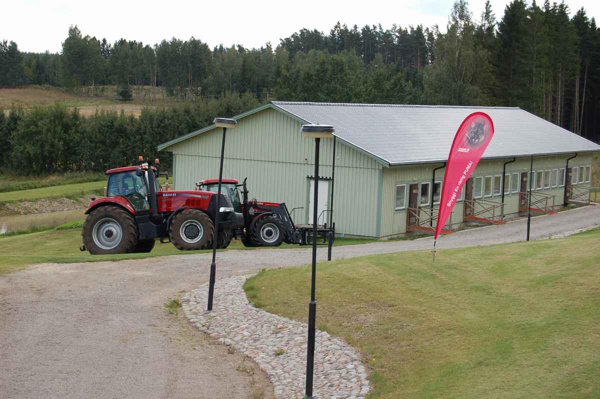Konferenshus på Torpa Gård